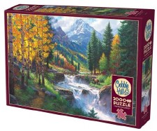 Cobble Hill 2000pc Rocky Mountain High