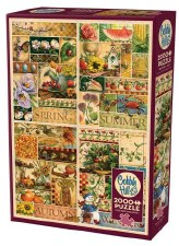 Cobble Hill 2000pc The Four Seasons
