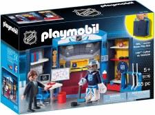 Playmobil Nhl Locker Room Play Box 9176