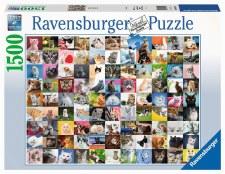 Ravensburger 1500pc 99 Cats