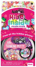 Crazy Aarons Thinking Putty Hide Inside Flower Finds