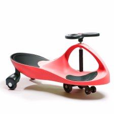 Active Play Swing Car Red