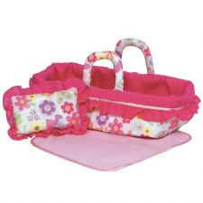 Adora Baby Bed 3pc Set