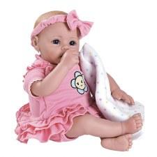 "Adora Baby Time Babies 16"" Pink"