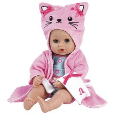 Adora Bath Time Baby Kitty