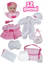 Adora Play Time Baby Gift Set