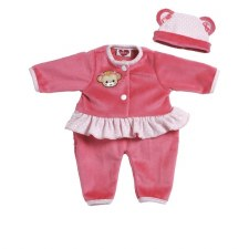 "Adora 13"" Monkey Pink Outfit"