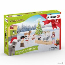 Schleich Advent Calendar Farm World 2019