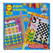 Alex Paper Weaving