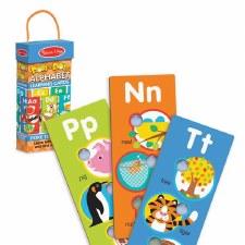 Melissa & Doug Poke A Dot Jumbo Alphabet Learning Cards