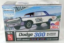Amt 64 Dodge 300 Super Stock 1/25 Level 2