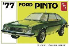 Amt 77 Ford Pinto Level 2