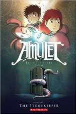 Amulet Book 1 The Stone Keeper
