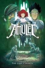 Amulet Book 4 The Last Council