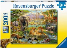 Ravensburger 200pc Xxl Animals Of The Suvanna