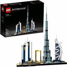 Lego Architecture Dubai United Arab Emirates 21052