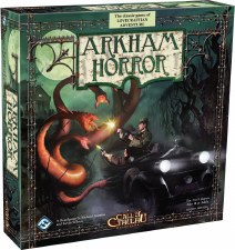 Arkham Horror Call Of The Cthulhu Board Game
