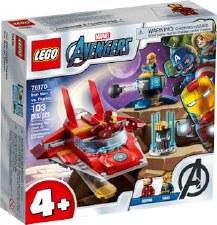 Lego Avengers Iron Man Vs Thanos
