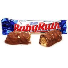 American Baby Ruth Bars