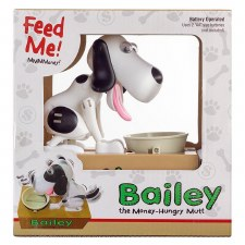 Bailey The Money Hungry Mutt