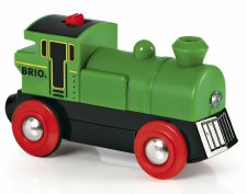 Brio Battery Powered Engine 33595