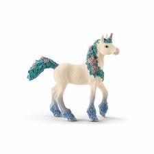 Schleich Bayala Flower Unicorn Foal
