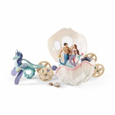 Schleich Bayala Royal Seashell Carriage
