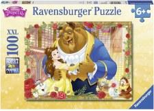 Ravensburger 100pc Xxl Disney Belle & Beast