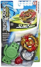 Beyblade Burst Turbo Slingshot Starter Pack