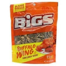 Bigs Sunflower Seed Buffalo Wing