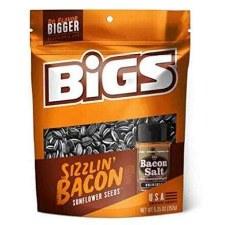 Bigs Sunflower Seed Sizzlin Bacon