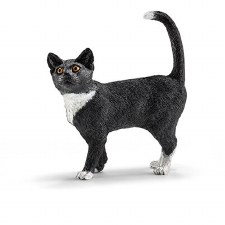 Schleich Black Cat Standing
