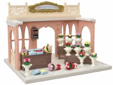 Calico Critter Blooming Flower Shop
