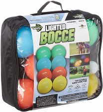 Lighted Bocce Set