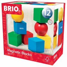 Brio Magnetic Blocks 30123