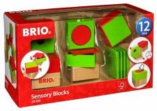 Brio Wooden Sensory Block 30436