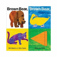 Brown Bear, Brown Bear, What Do You See Slide And Find