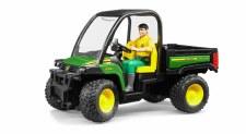 Bruder John Deere Gator With Driver