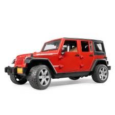 Bruder Jeep Wrangler