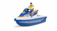 Bruder Personal Water Craft With Driver