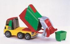 Bruder Roadmax Garbage Truck
