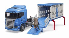 Bruder Scania R-series Cattle Transport