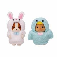 Calico Critters Costume Cuties Bunny & Bird