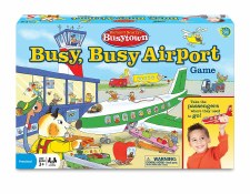 Busy Busy Airport Game