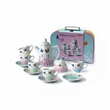 Butterfly Porcelain Tea Set