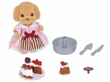 Calico Critters Cake Decorating Set