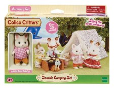 Calico Critters Seaside Camping Playset