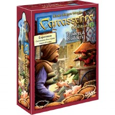 Carcassonne Expansion Traders & Builders
