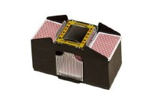 Card Shuffler 4 Deck