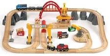 Brio Cargo Railway Deluxe Set 33097